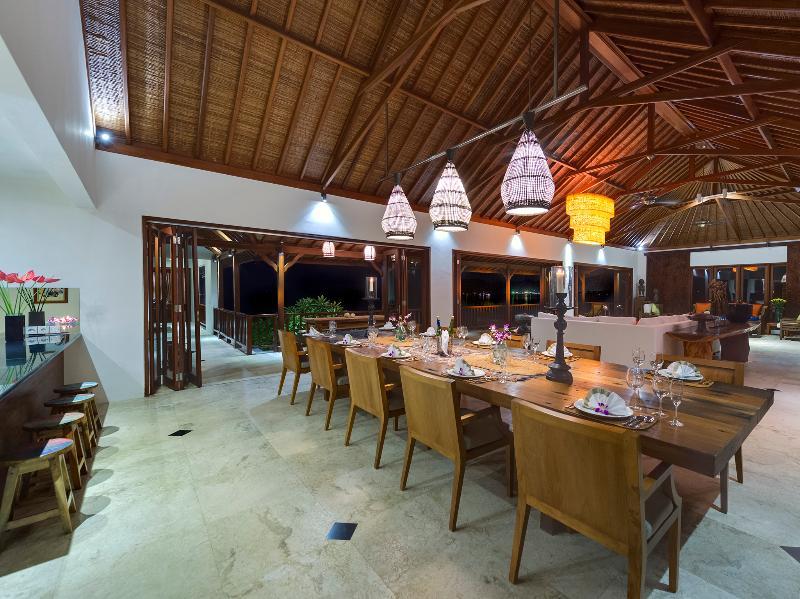 Villa Asada - Indoor dining