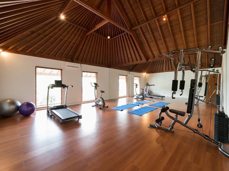Villa Asada - Fitness room