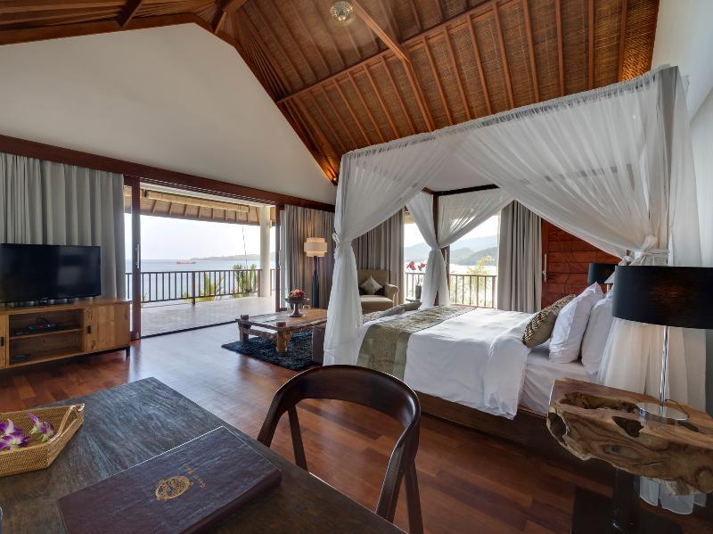 Villa Asada - Master bedroom 2