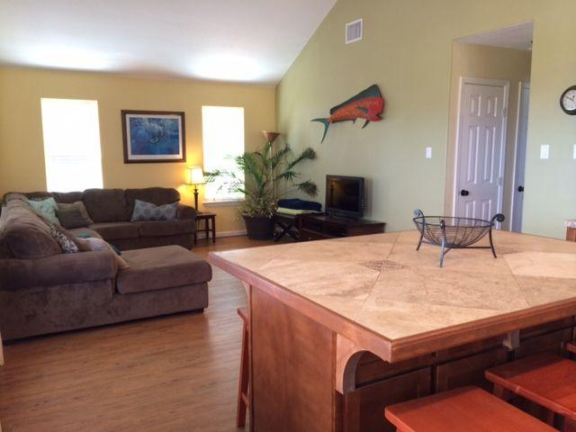 Canal home, just blocks from the Beach., alquiler vacacional en Brazoria