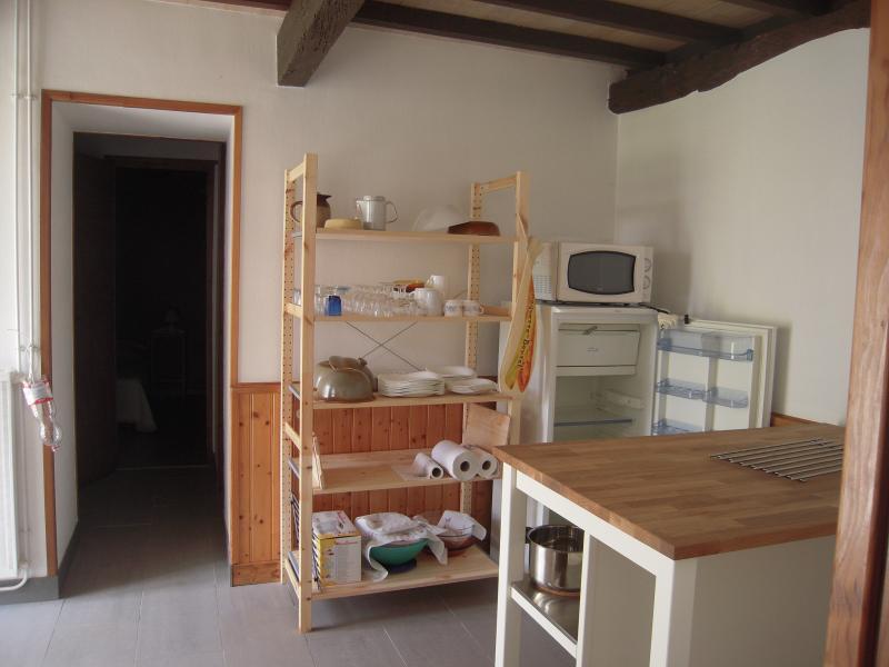Küche - Arbeitsinsel