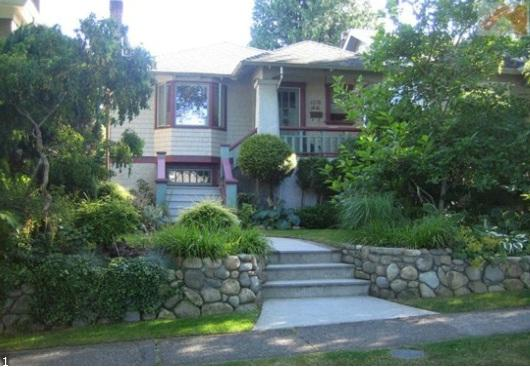 Beautiful Character Home in Prestigious Point Grey near UBC