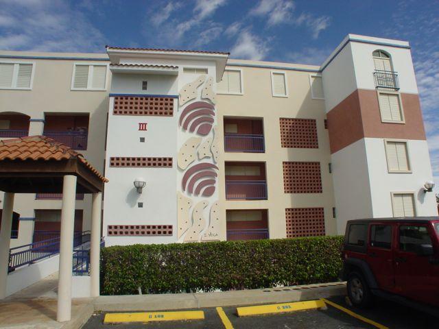 Building III at Haciendas del Club Golf y Playa