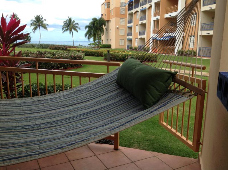III-108, 1-bdr at Haciendas del Club, WiFi, garden, full A/C, hammock, private, vacation rental in Cabo Rojo