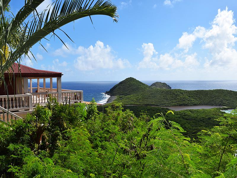 Overlooking Salt Pond Bay.  Inspiring Caribbean Sea Views!, vacation rental in St. John
