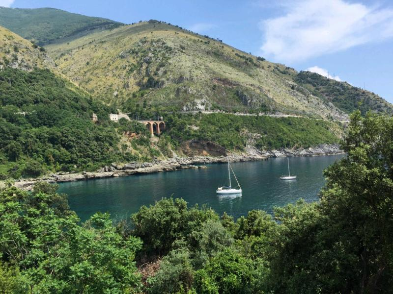 Renovated Villa in Acquafredda di Maratea, location de vacances à Maratea