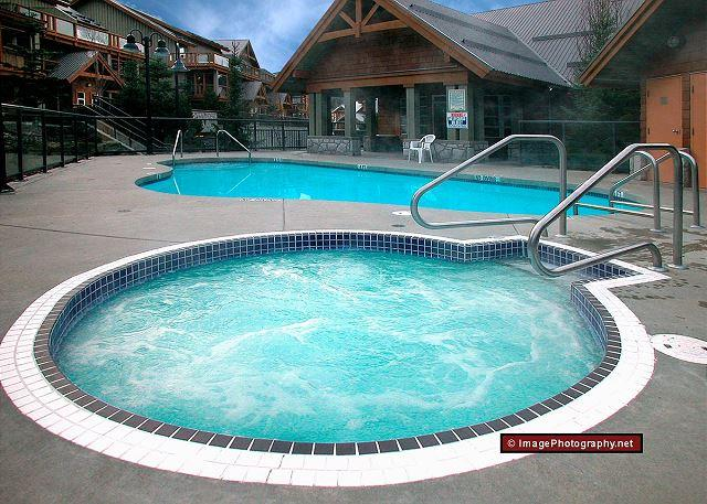 """""""The Adults loved the private hot-tub…the kids loved the pool"""""""