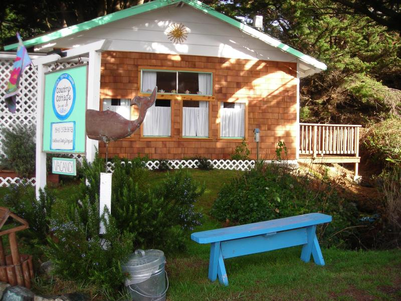 Pet Friendly River View Cottage, vacation rental in Ophir