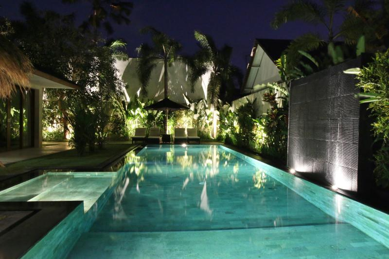 SPARKLING, SAFE, SPACIOUS - Villa Rajawali - DISCOUNTED! Ask us for great prices, holiday rental in Canggu