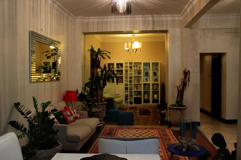 Apartment is located in the very heart of Istanbul