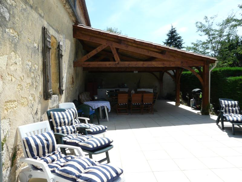 Pool terrace- relax!