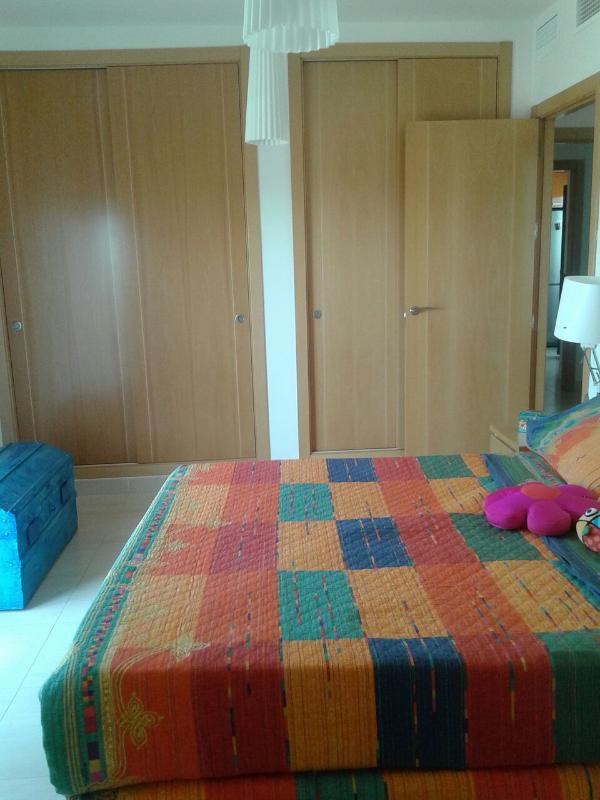 El Toyo Retamar Ático junto al campo de golf, vacation rental in Retamar