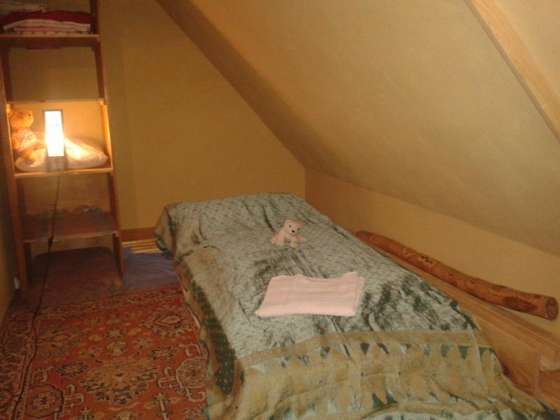 Das dritte Bett im Zimmer 'Sonnenaufgang' The third bed in room 'Sunrise'