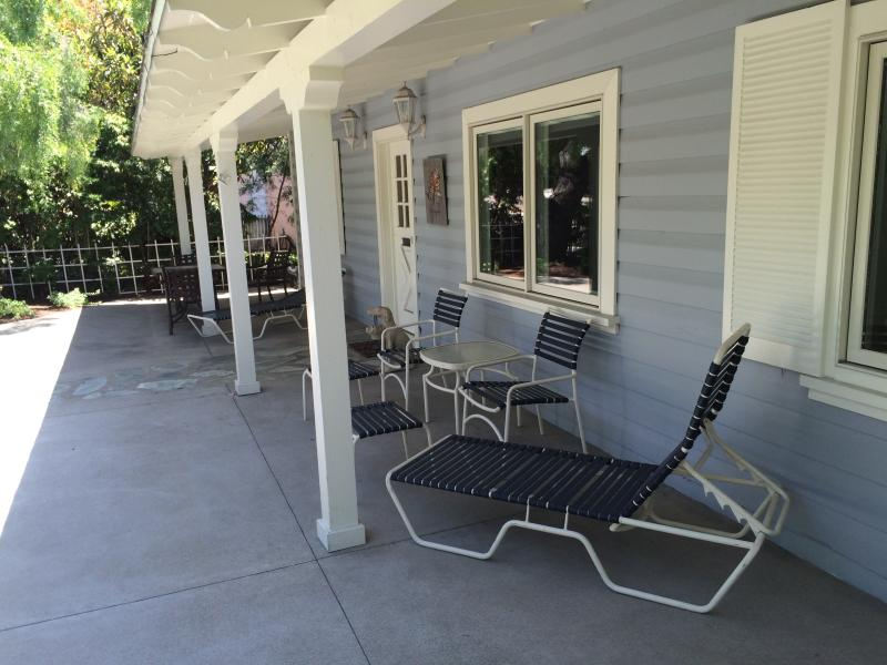 Updated Laguna cottage with charm and all modern amenities including air-conditioning