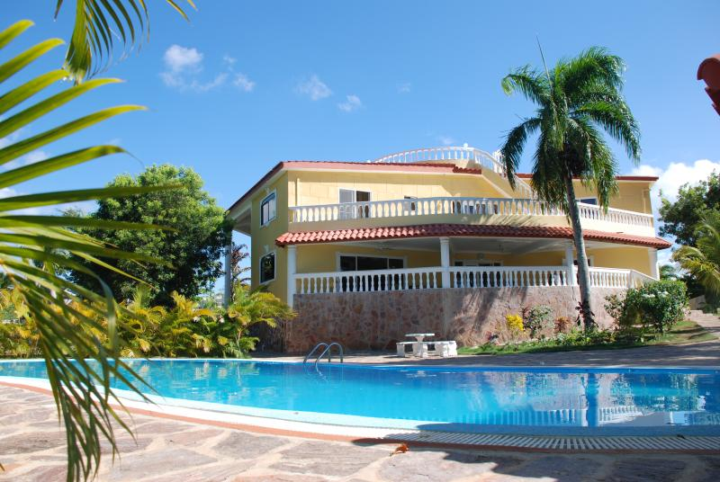Luxury villa with large swimming pool!  for V.I.P., vacation rental in Sosua