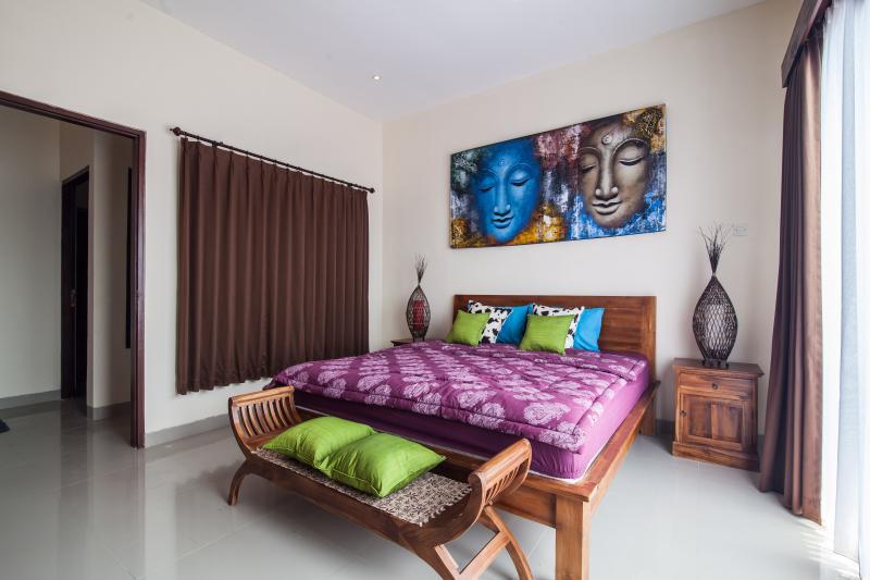Villa D' Kerobokan 2 bedroom, Living room, Kitchen and Private Pool