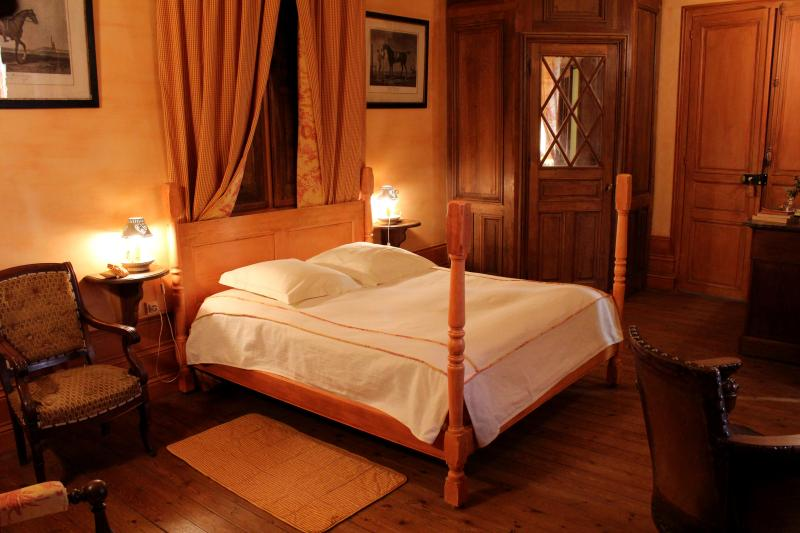 Chambre Saint Hubert, holiday rental in Jarze