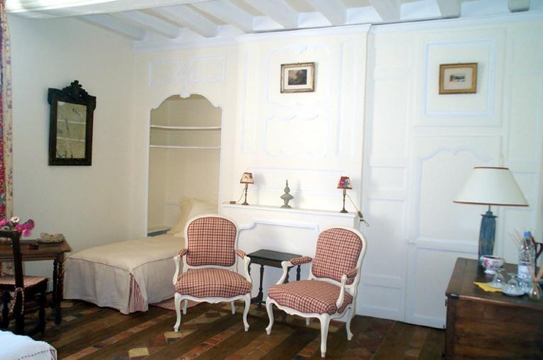 Chambre Bonne Maman Château de Chambiers