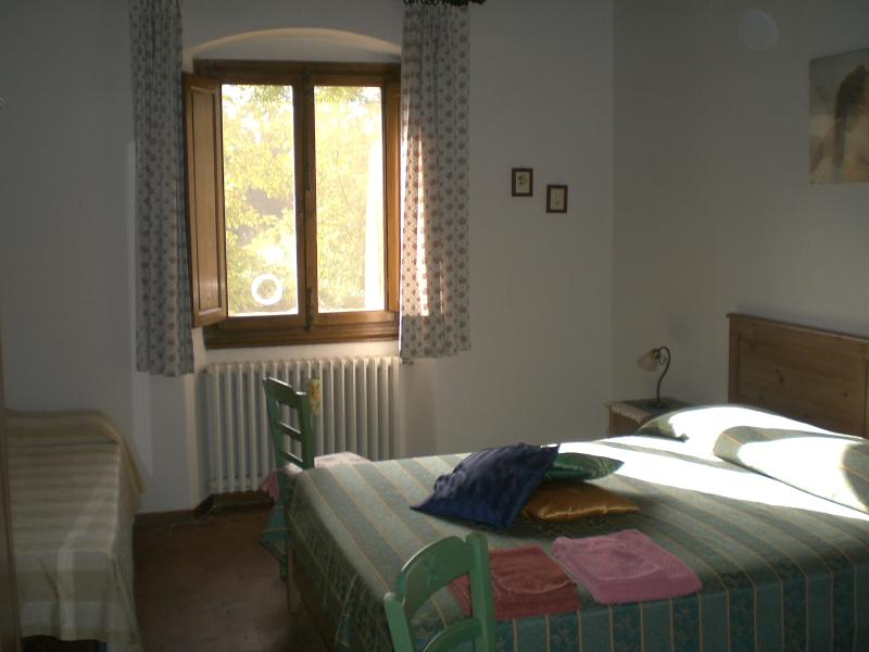 double/triple room with private bathroom