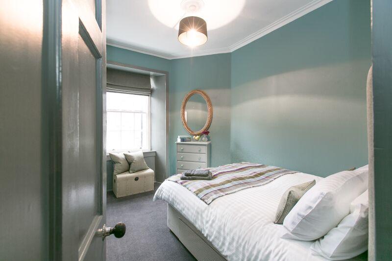 Bedroom 3 Kingsize double or 2 x singles