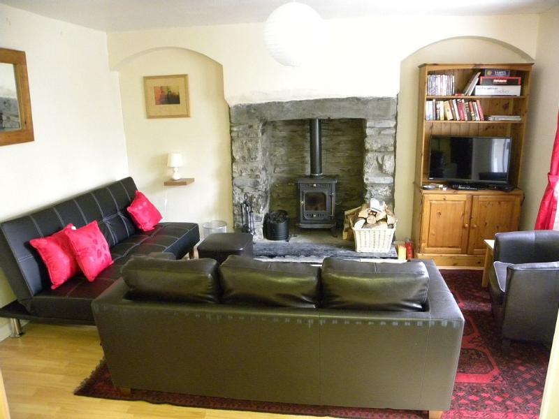 Ideal Base for Walkers and Mountain Bikers, Ferienwohnung in Blaenau Ffestiniog