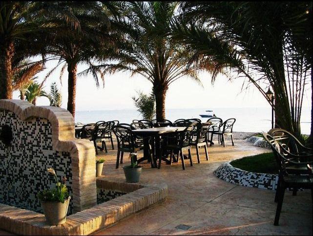 Pieter van Driel beach restaurant nearby