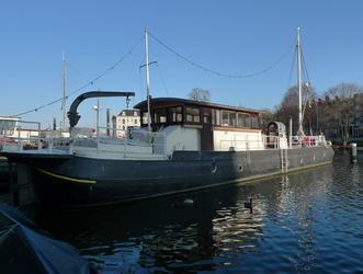 Woontjalk Zuidenwind - Houseboat Amsterdam Centre.
