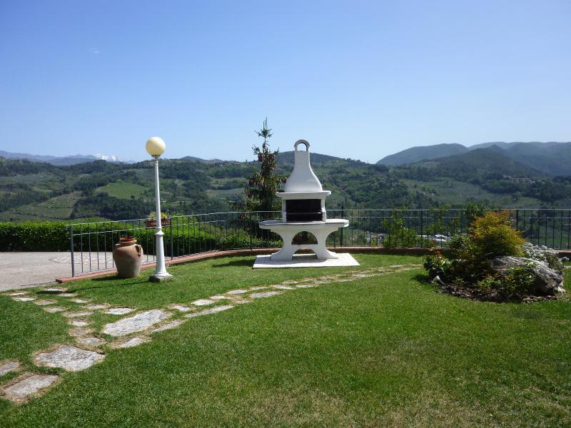 Casa Monica - angolo di paradiso - Terni -Umbria, holiday rental in Marmore