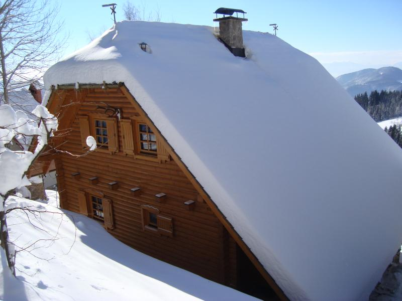 Charming chalet in Rogla area, location de vacances à Slovenska Bistrica
