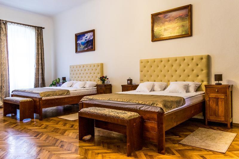 Big Square Apartment, holiday rental in Porumbacu de Sus