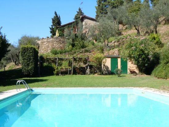Villa Ella holiday vacation villa rental italy, tuscany, near lucca, pool, view,, vacation rental in Guamo