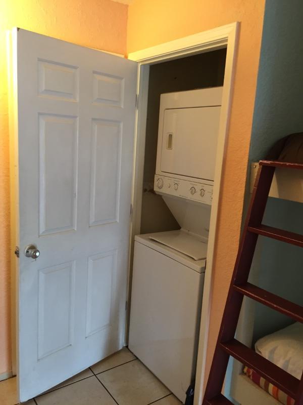 Máquina secadora y lavadora