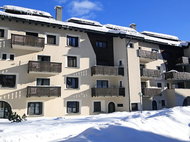 Apt. 41, vacation rental in Sils im Engadin