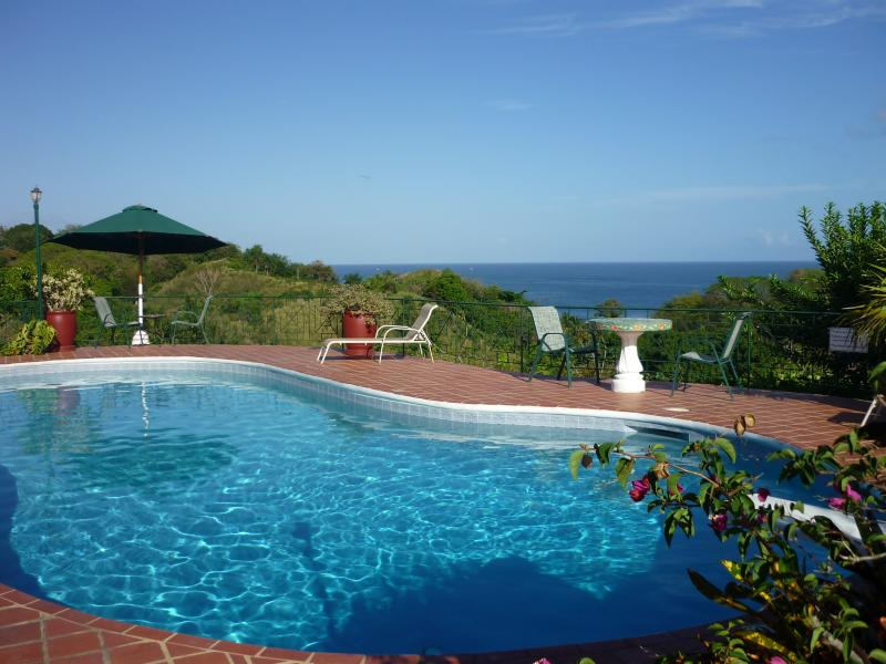 Top O' Tobago, vakantiewoning in Plymouth
