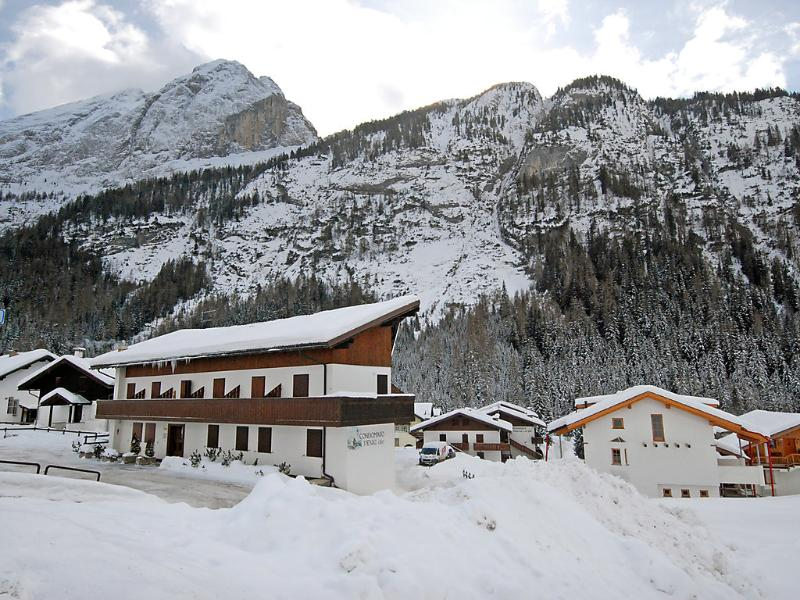 Penia 2 Chalet in Canazei