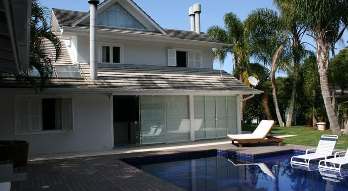 Casa Condomínio Frente Mar, holiday rental in Barra da Lagoa