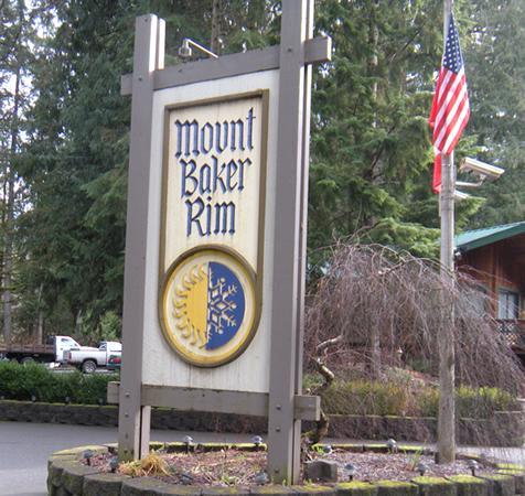 Bienvenido a Mt.Baker Rim