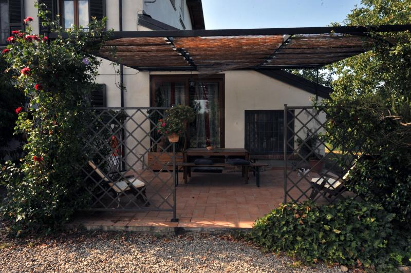 A peacefull country house in the hills, holiday rental in Gragnanino
