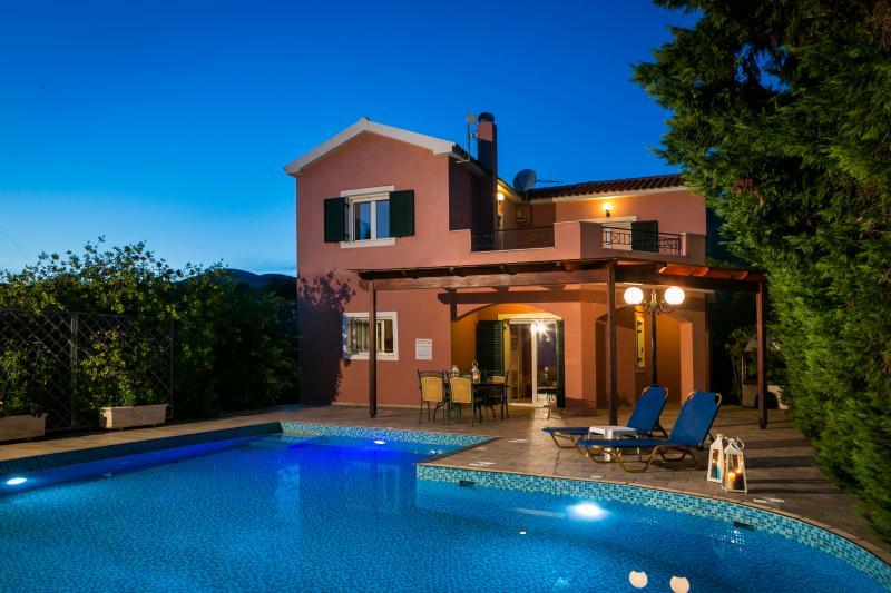 Villa Thalia, vacation rental in Mousata