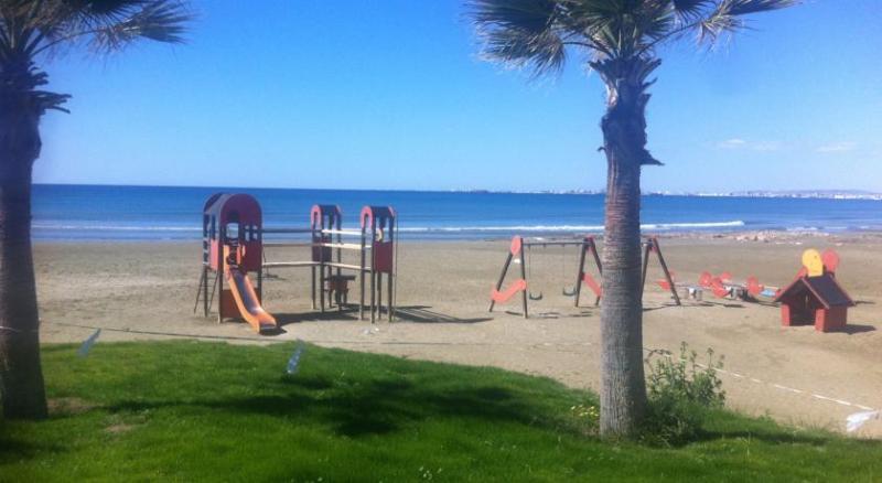 CTO beach playground (200m away)