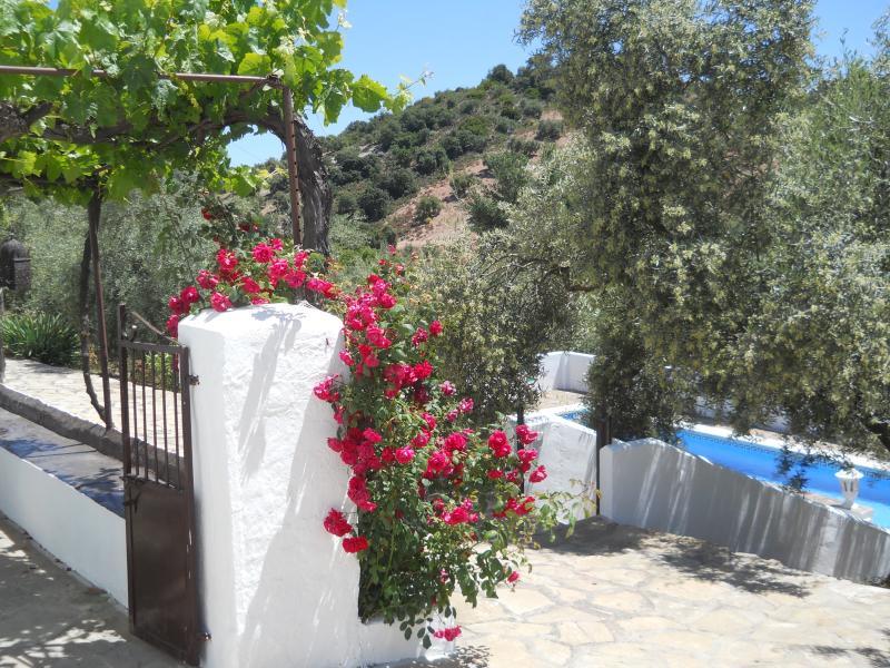 Casa Nogal, alquiler vacacional en Cuevas Bajas
