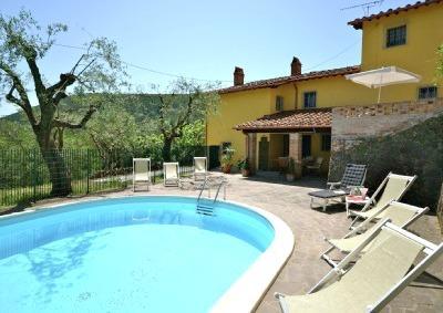 Le Rose, holiday rental in San Giovanni alla Vena