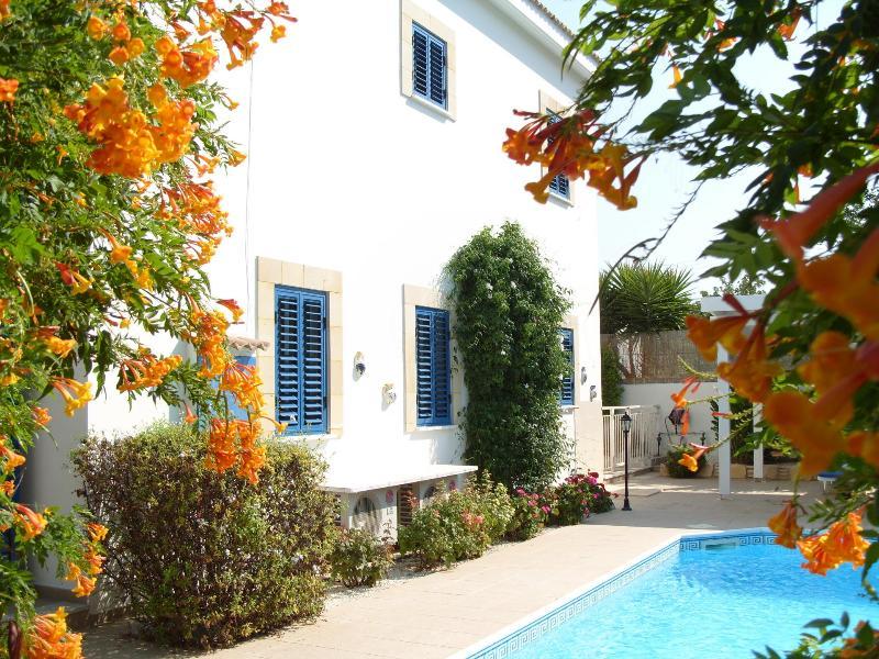 persianas para mantener la casa fresca en pleno verano