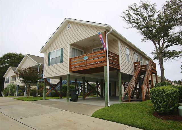 Updated and Spacious * Ocean Green Cottages #9694-Myrtle ...