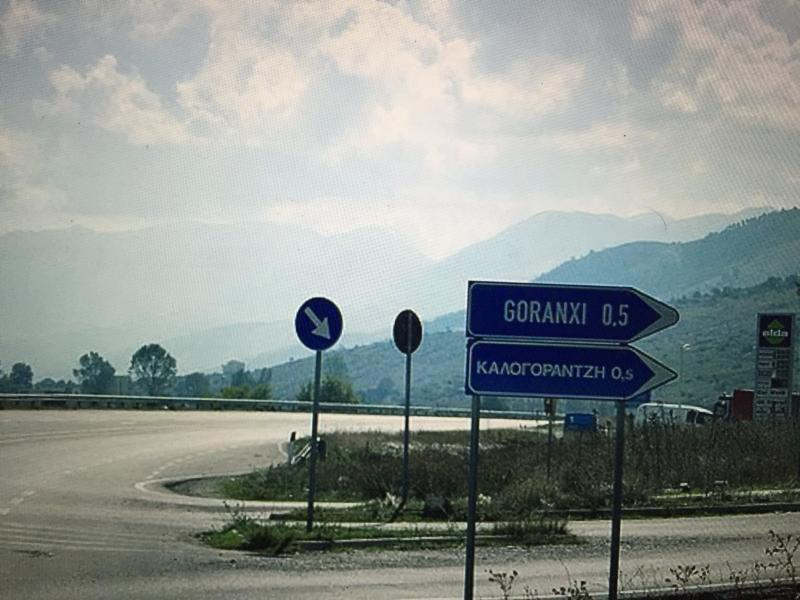 This is my small village and usually its our meeting point. I/ my mother can come and pick you up!