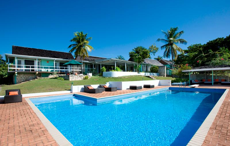 Pigeon Beach Estate House, holiday rental in All Saints