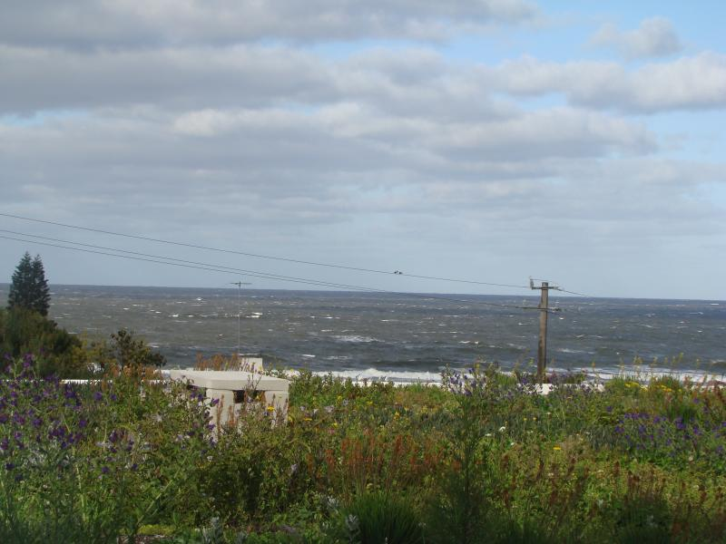 vista panoramica desde el balcon