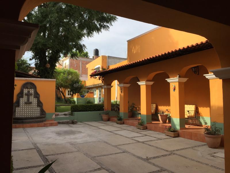 Casa Bugambilias, location de vacances à Tequisquiapan
