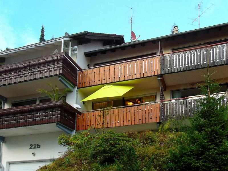 Ortenaublick, holiday rental in Buehlertal