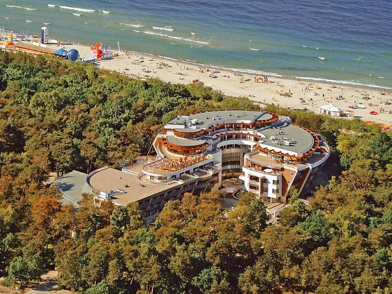 Dom Zdrojowy, vacation rental in Jurata